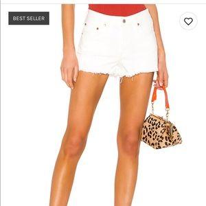 Levi's shorts!